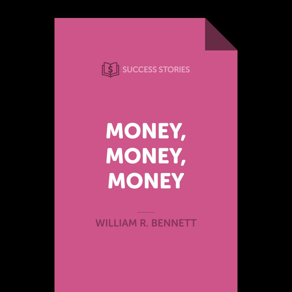 Money, Money, Money: Now Available!